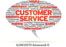 Customer Service Clipart.