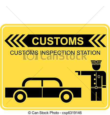 Customs Stock Illustrations. 150,836 Customs clip art images and.