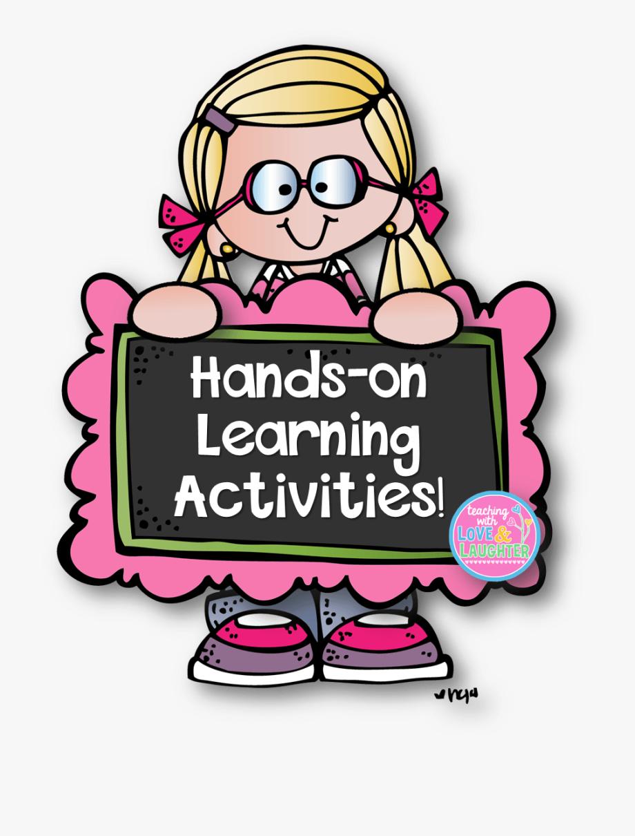 Hands On Activities Clipart.