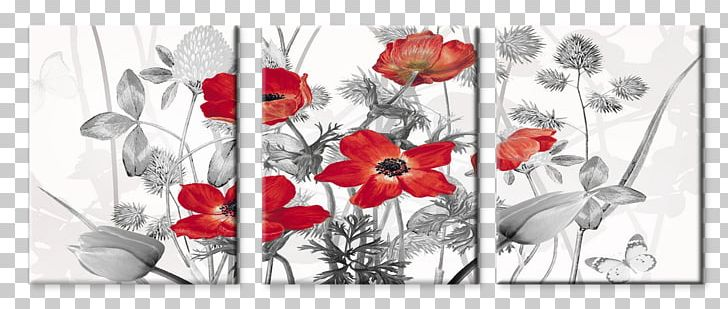 Floral Design Painting Cut Flowers Reprodukce Online.