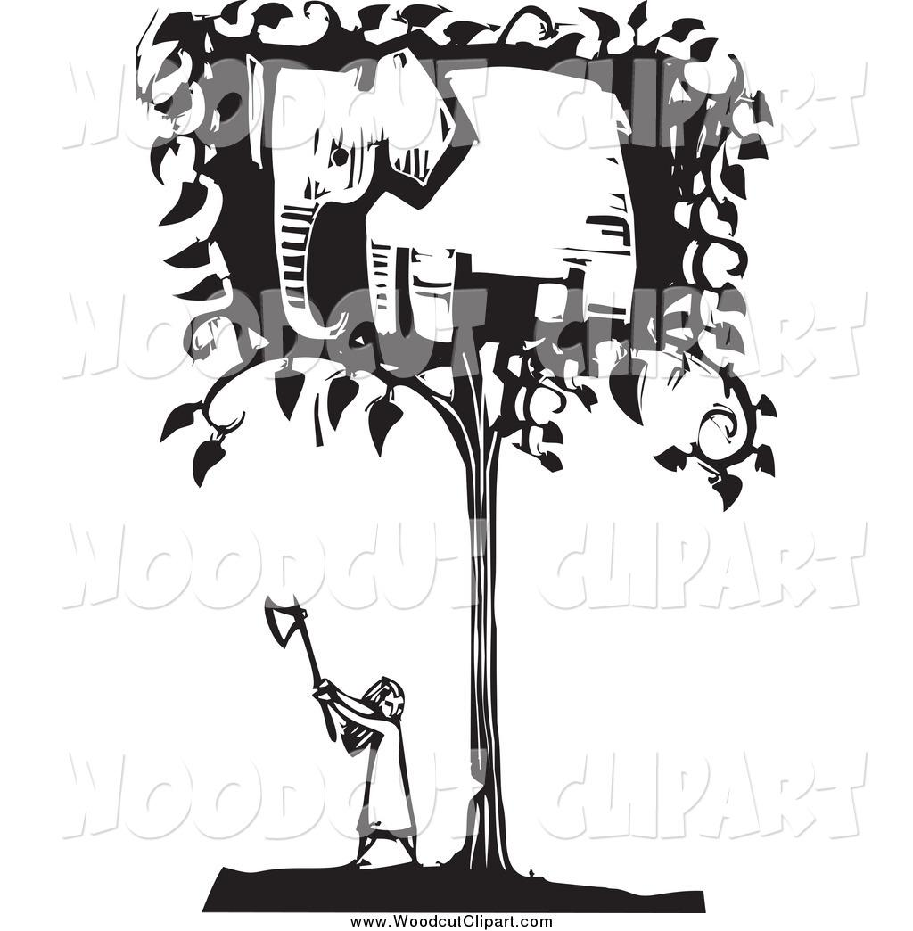 Cutting Down Trees Clipart (56+).