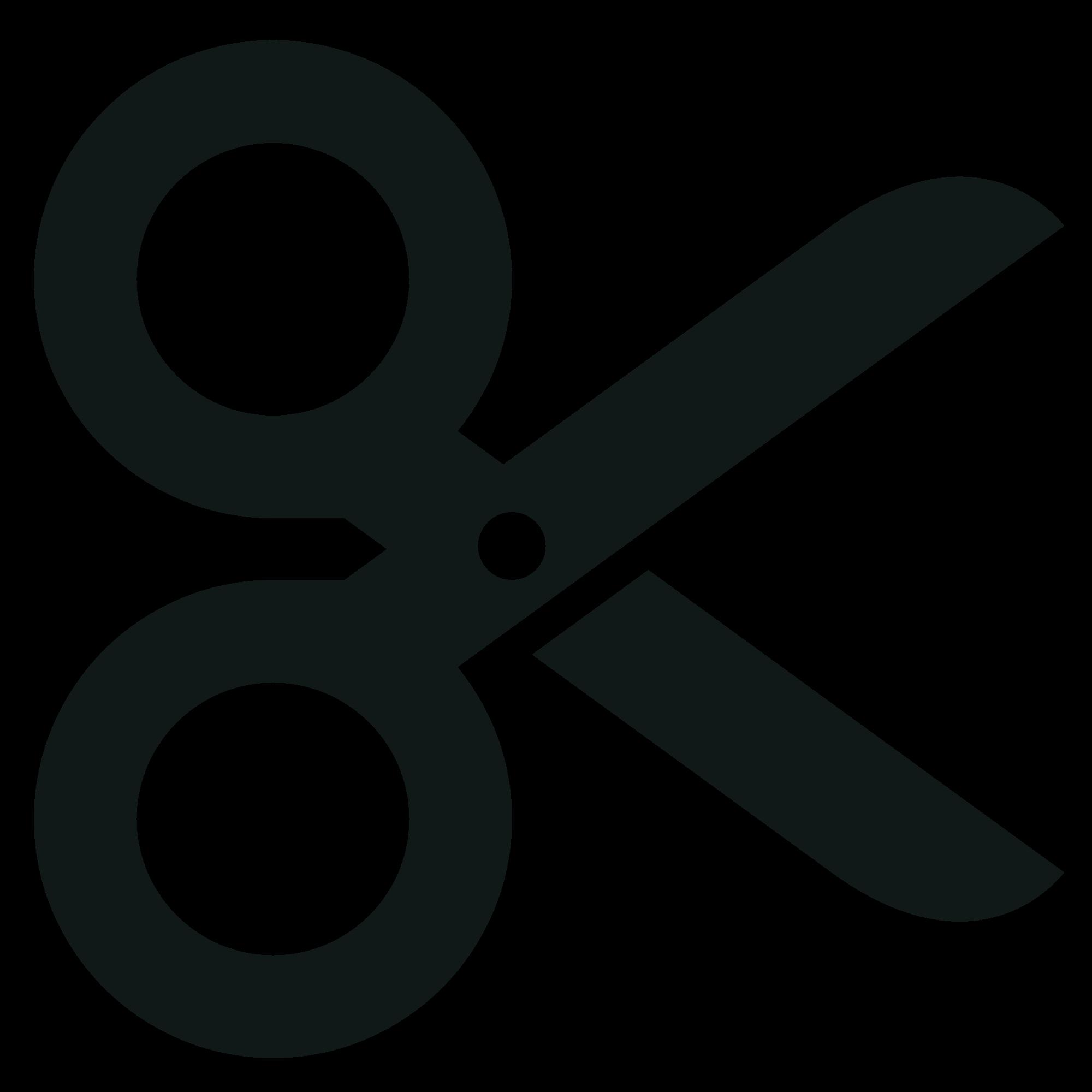 Cut clipart scissors icon, Cut scissors icon Transparent.