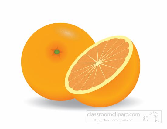 Fruits : whole.