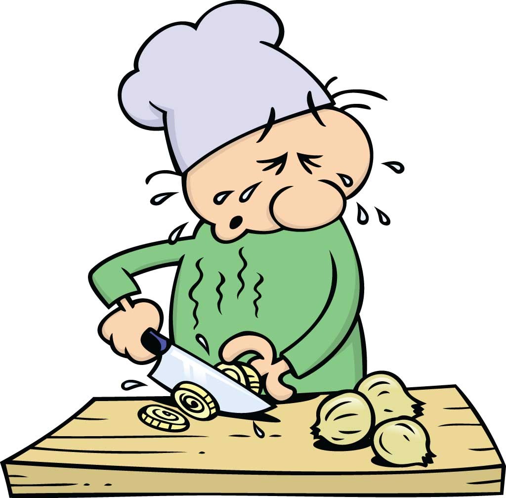 Why does Cutting Onions Make us Cry?.