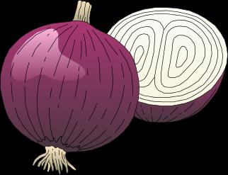 Free to Use & Public Domain Onion Clip Art.