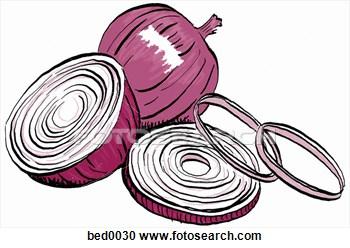 Clip Art Red Onion Clipart.