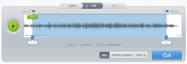 Cut, Edit or Remix Music and Songs Online for Free.