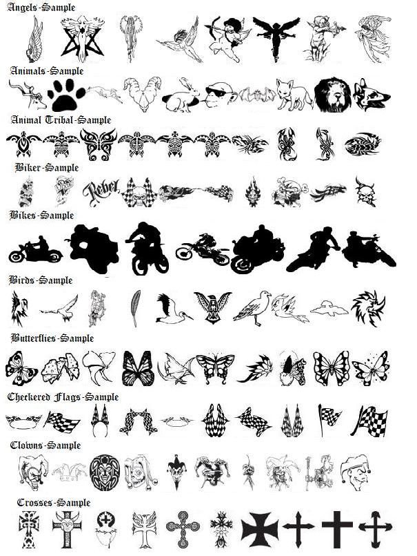 Cut Ready Clipart Group with 20+ items.
