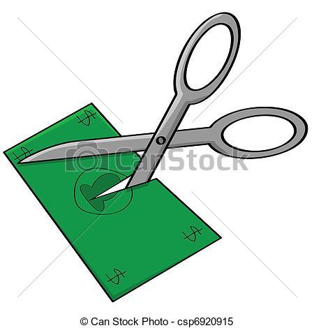 Cut clip art.