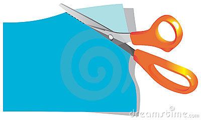 Cut paper clipart.