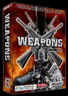 Gun Weapon Clipart.