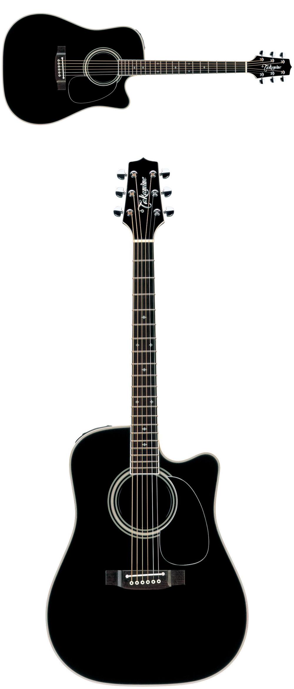 Black Guitar.