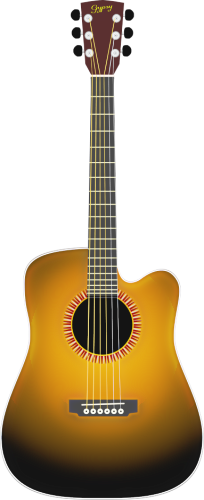 Guitars Clip Art Download.