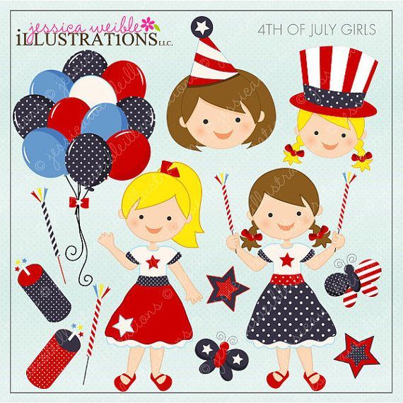 17 best ideas about 4th Of July Clipart on Pinterest.
