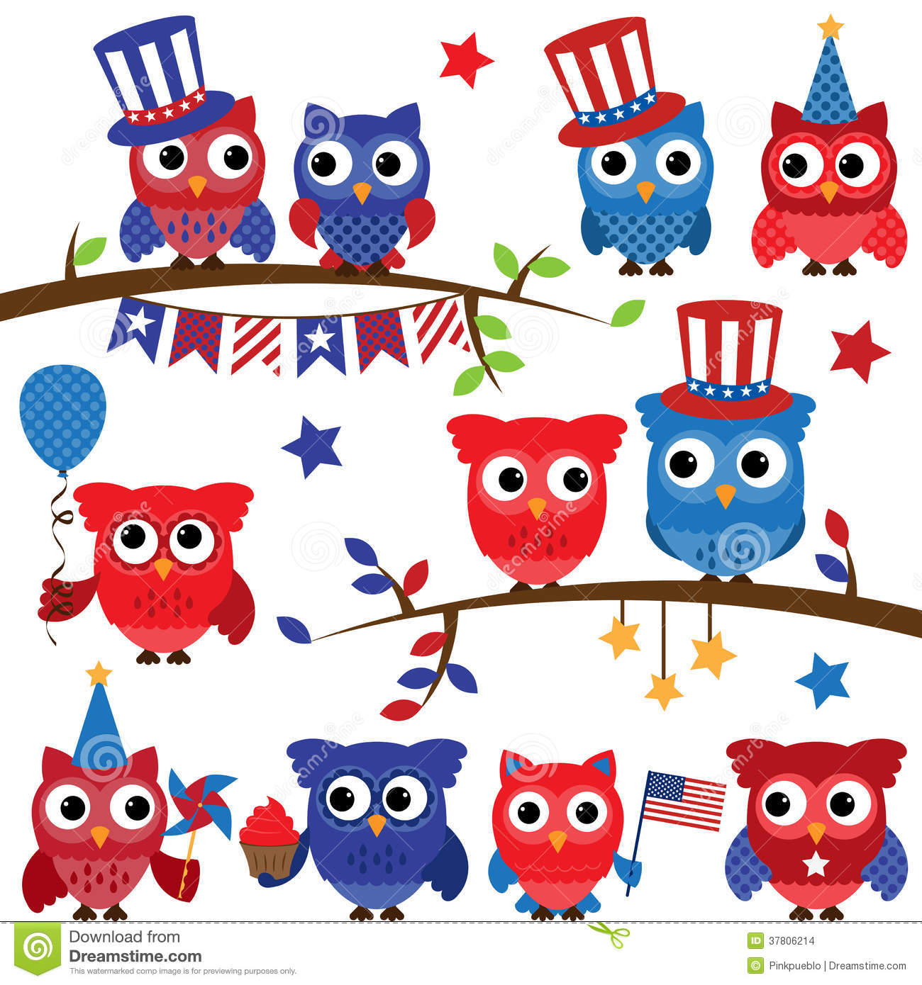 Showing post & media for Cute 4th july cartoon.