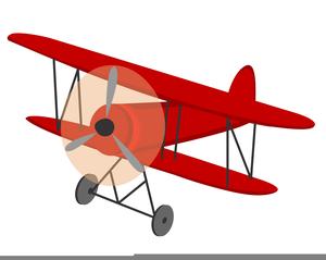 Cute Airplane Clipart.