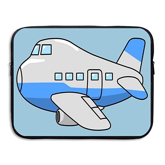 Amazon.com: Business Briefcase Sleeve Cute Airplane Clipart Laptop.