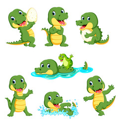 Alligator Clipart Vector Images (over 120).