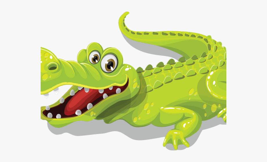 Gator Clipart Small Alligator.