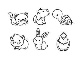 Cat Free Vector Art & Illustrations.