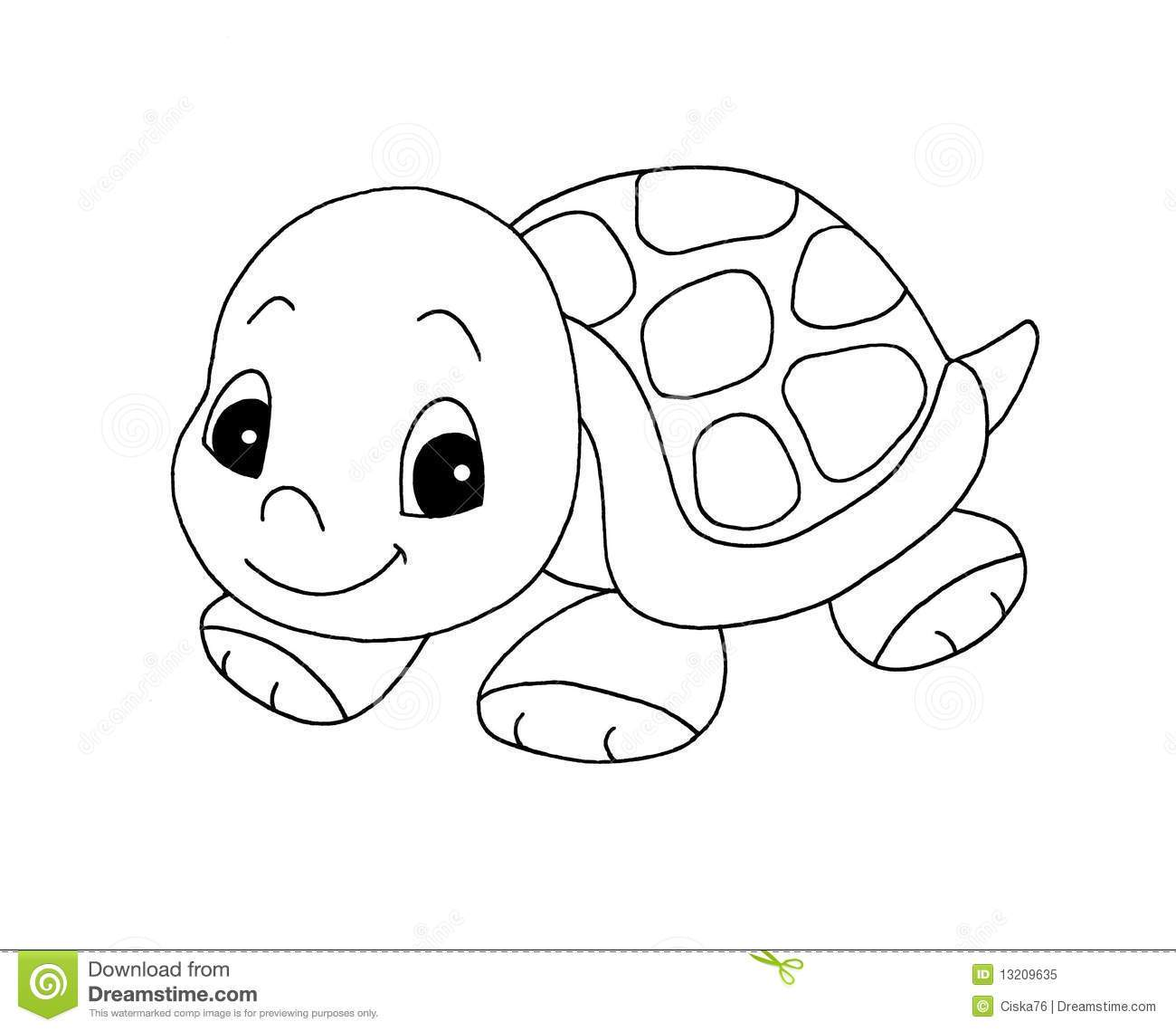 Cute baby animal clipart black and white 7 » Clipart Portal.