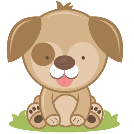 Cute Dog Clipart Png.