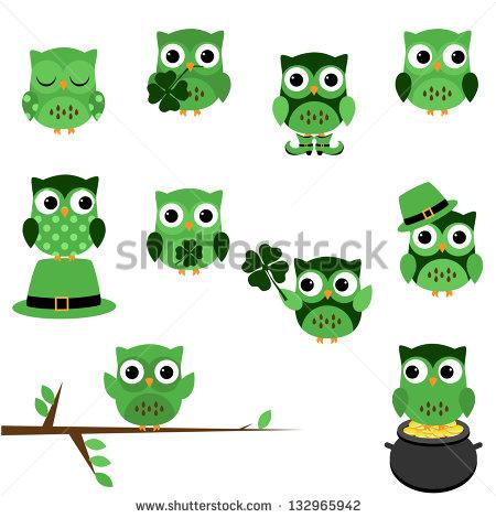 St Patricks Day Girl Stock Images, Royalty.