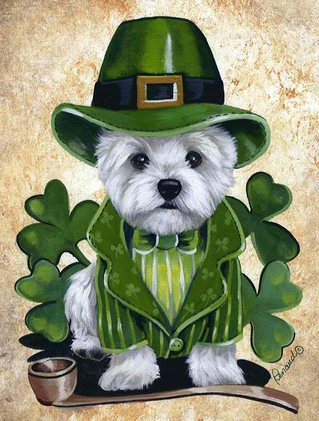 17 Best images about St. Patricks Day clipart & backgrounds on.