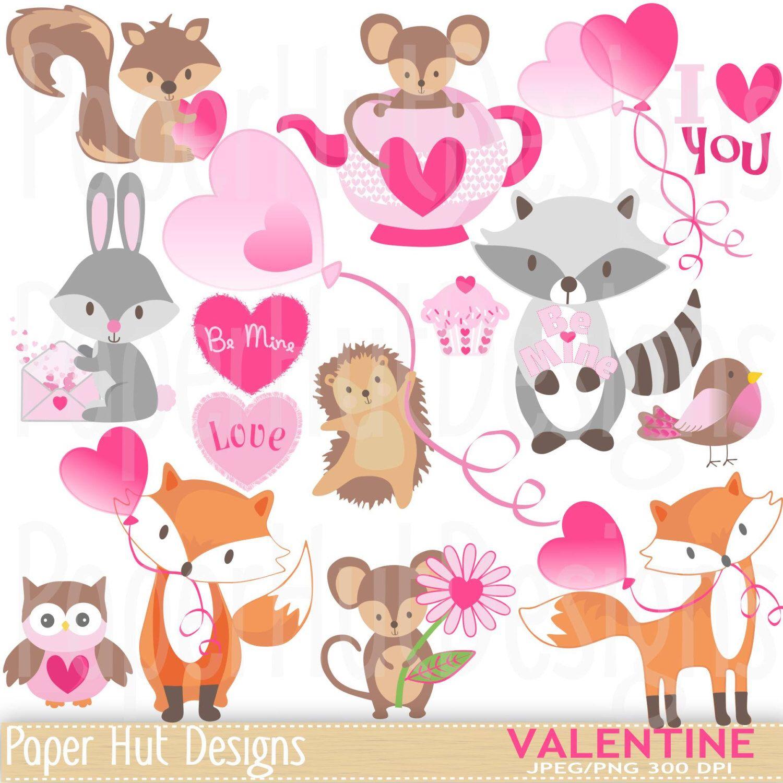 Valentine Clipart.