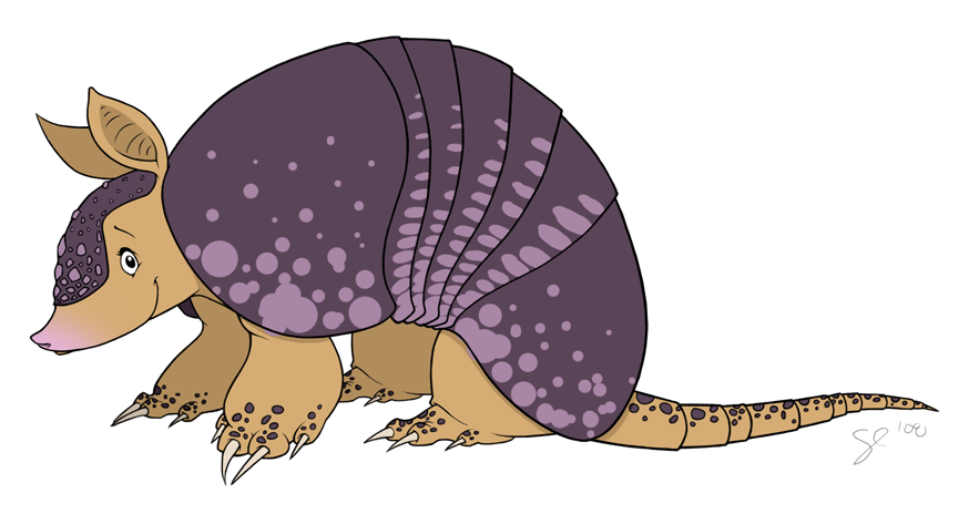 Cute Armadillo Png & Free Cute Armadillo.png Transparent Images.