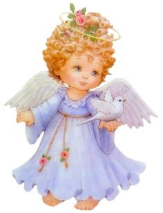 Cute Angel Clipart.