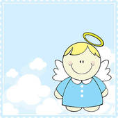 Baby angel Clipart Vector Graphics. 2,910 baby angel EPS clip art.