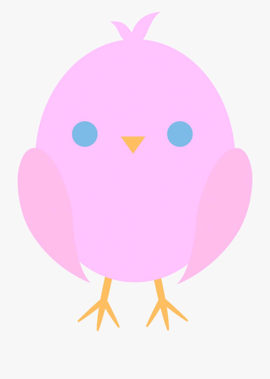Cute Baby Chicken Clipart.