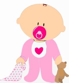 Cute Baby Clipart Pictures.
