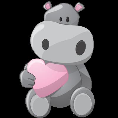 hippo cartoon images.