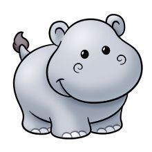 17 Best images about hippo cartoons on Pinterest.
