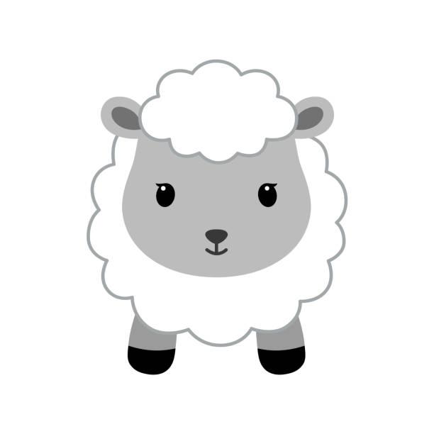 Baby Lamb Clipart Free.