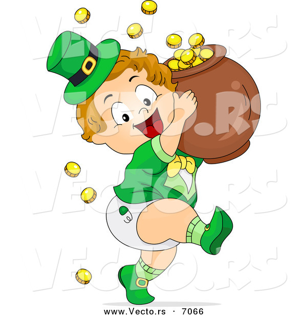 Showing post & media for Leprechaun baby cartoon.
