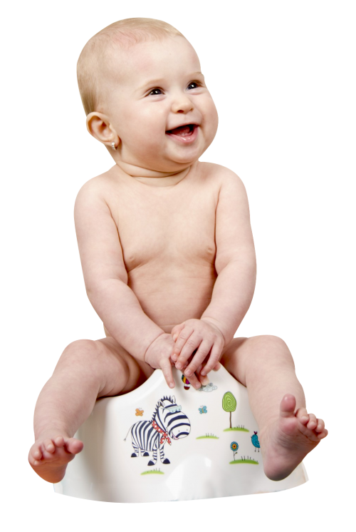 Cute Baby PNG Image.