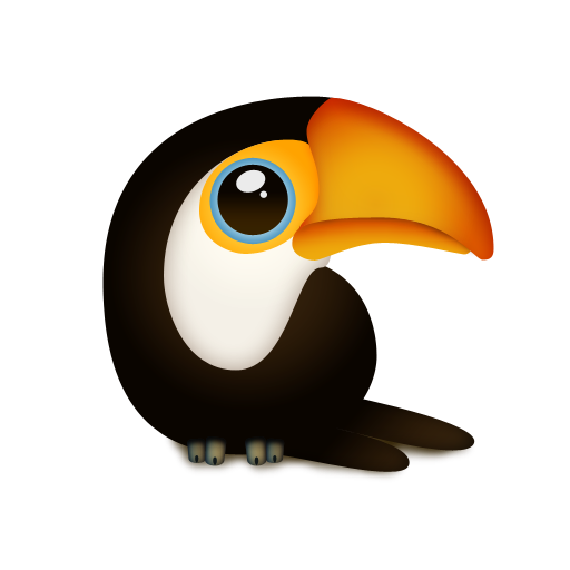 Showing post & media for Baby toucan cartoon.