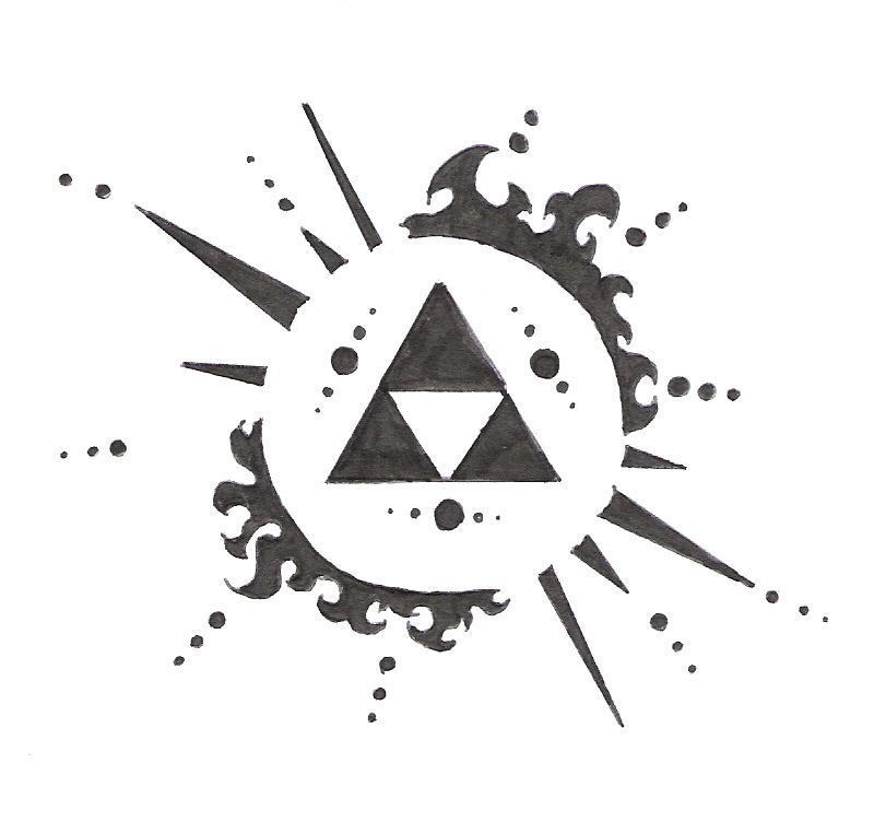 Zelda Clipart.