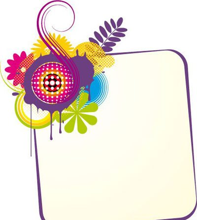 Free Cute Banner Clipart and Vector Graphics.