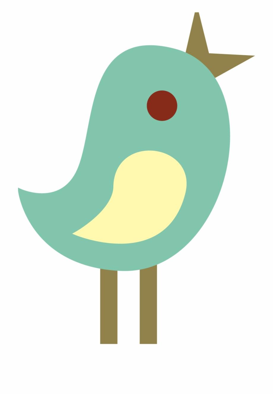 Cute Bird Clipart.