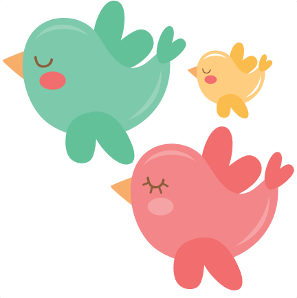 Cute birds clipart 4 » Clipart Station.