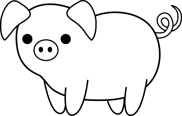 Free Cute Black And White Clipart, Download Free Clip Art.