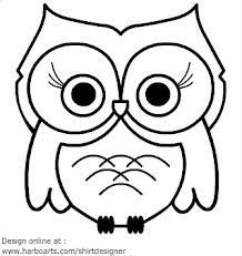 Black And Whiteowl Clipart & Clip Art Images #10298.