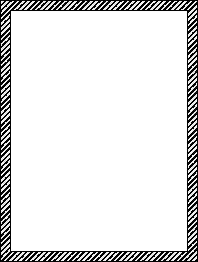 Cute Blank Clipart Frame.