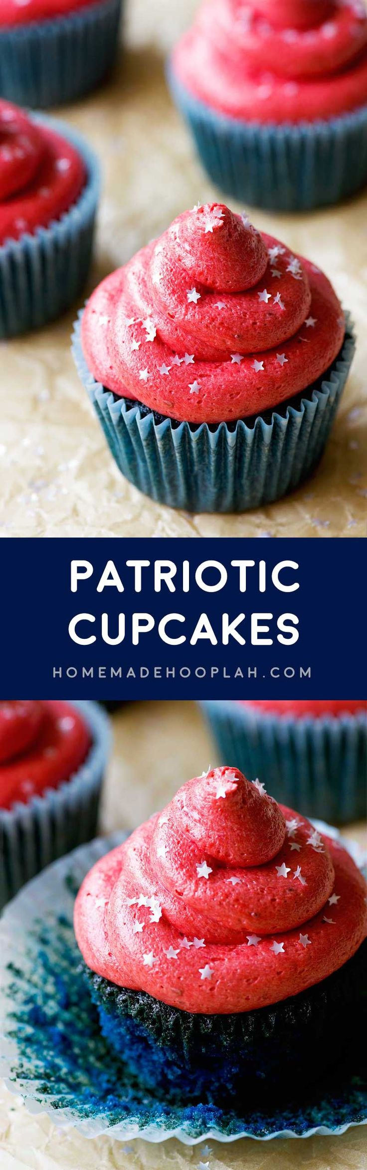 17 Best images about Patriotic Cakes & Cupcakes on Pinterest.