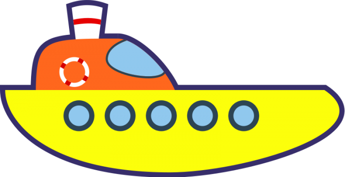 Cute Boat Png Image Vector, Clipart, PSD.