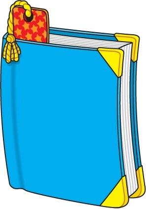 Cute book clipart » Clipart Portal.